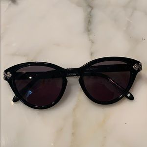 Brighton black sunglasses
